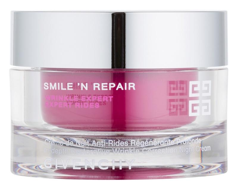 Givenchy Smile 'N Repair noční protivráskový krém