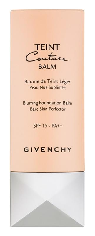 Givenchy Teint Couture lahki tekoči puder SPF 15