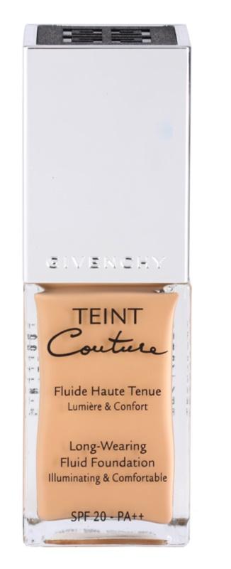 Givenchy Teint Couture dlouhotrvající tekutý make-up SPF 20