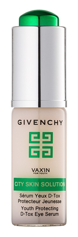 Givenchy Vax'in For Youth ochranné sérum na oči