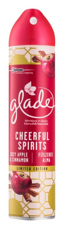 Glade Cosy Apple & Cinnamon odorizant de camera 300 ml