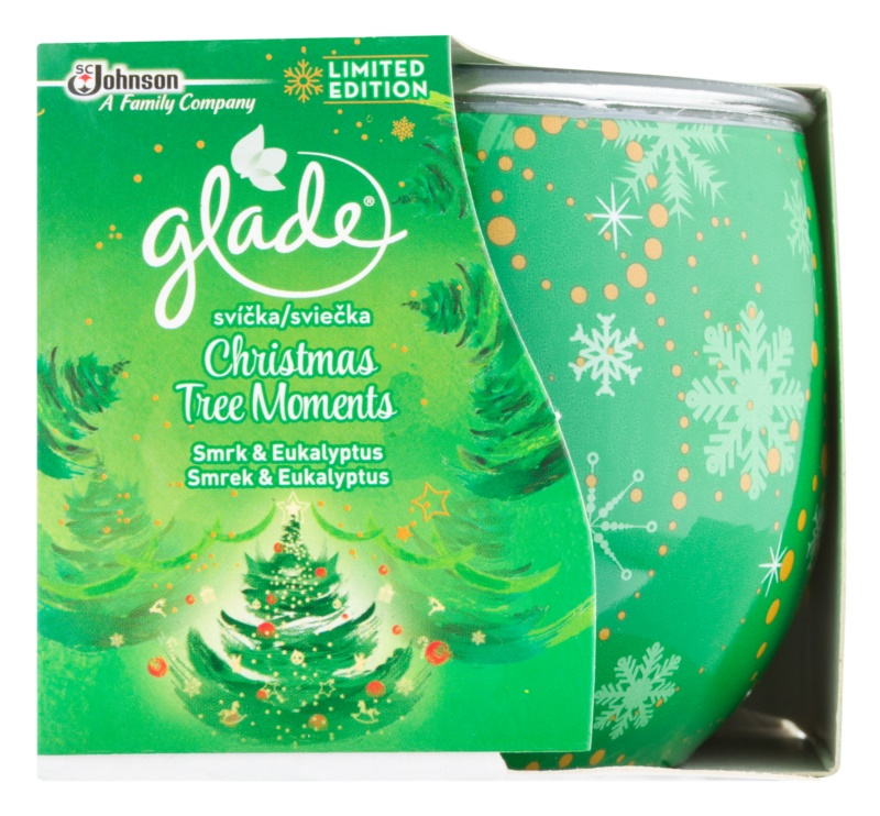 Glade Christmas Tree Moments Scented Candle 120 g