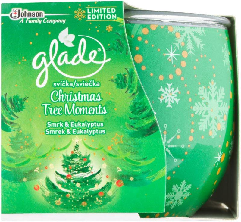 Glade Christmas Tree Moments świeczka zapachowa  120 g