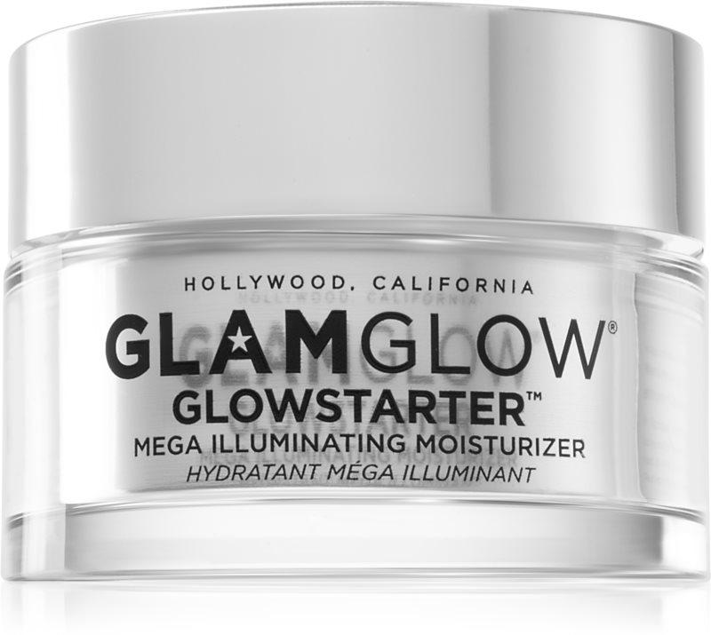 Glam Glow GlowStarter posvetlitvena tonirana krema z vlažilnim učinkom