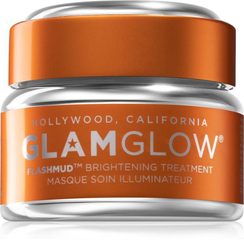 Glam Glow FlashMud rozjasňujúca pleťová maska