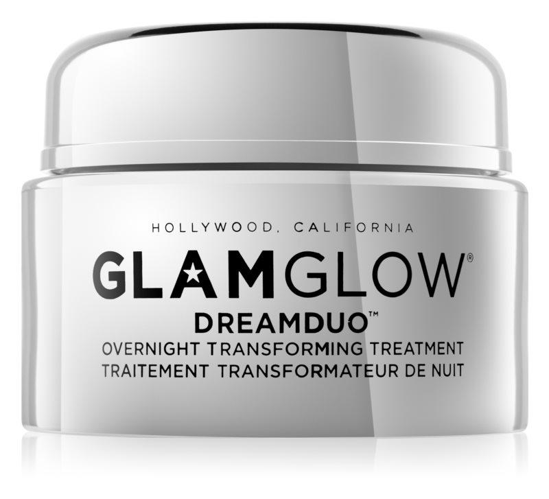Glam Glow DreamDuo krem intensywnie nawilżający na noc