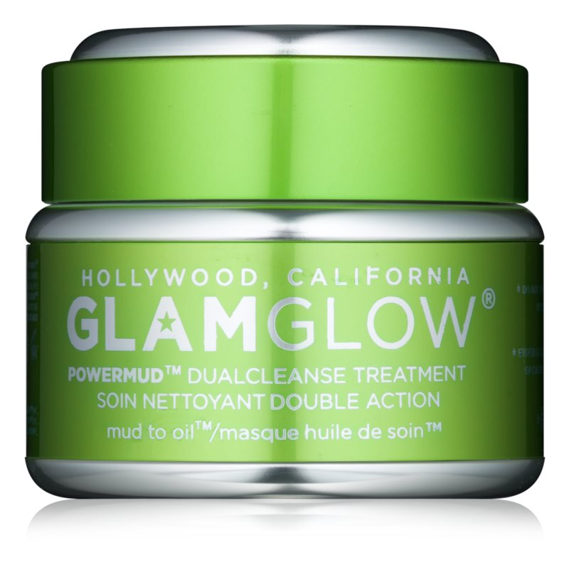 Glam Glow PowerMud duální čisticí péče