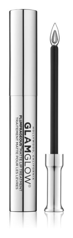 Glam Glow Plumprageous lesk na rty pro větší objem s matným efektem