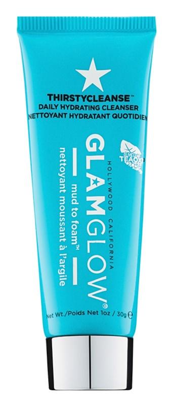 Glam Glow Thirsty Cleanse čisticí a odličovací pěna s hydratačním účinkem