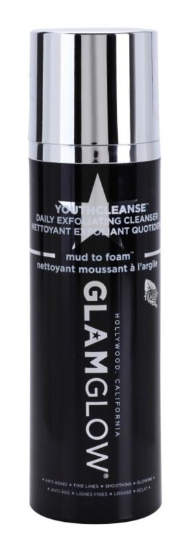 Glam Glow Youth Cleanse čisticí péče s peelingovým efektem