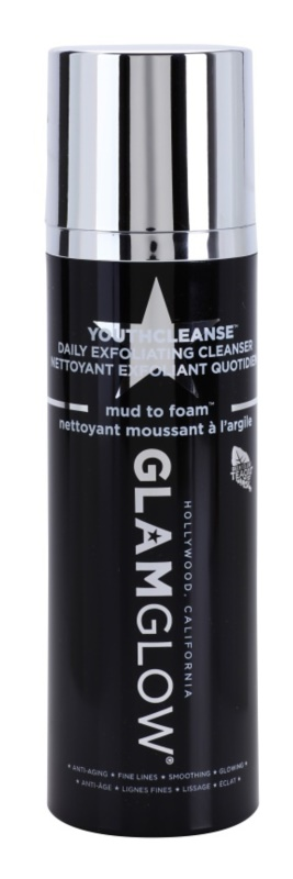 Glam Glow Youth Cleanse Cleansing Care with Exfoliating Effect