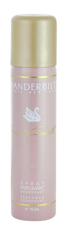 Gloria Vanderbilt Vanderbilt deo sprej za ženske 75 ml