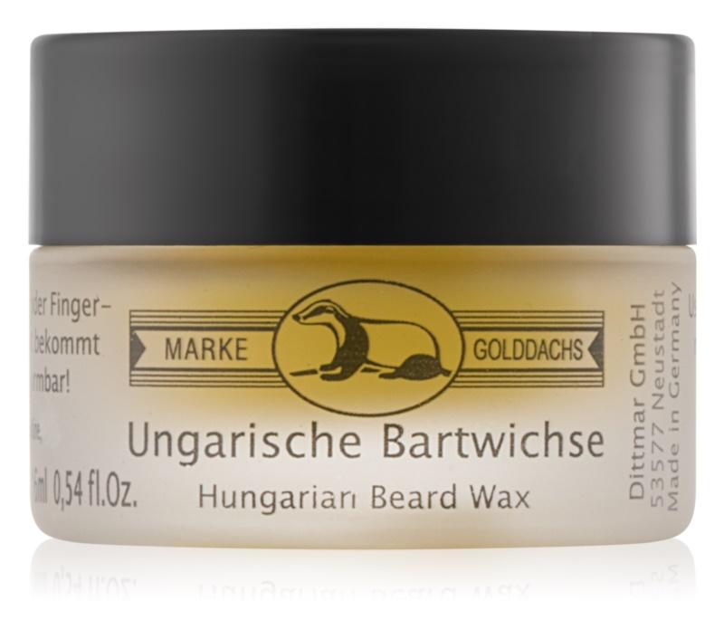 Golddachs Beards vosek za brado