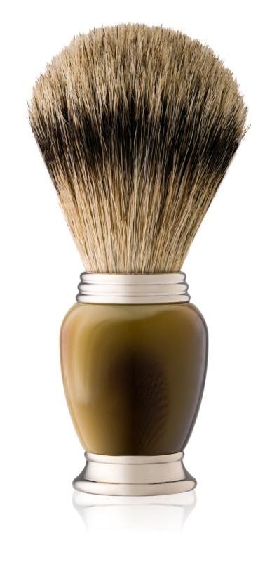 Golddachs Finest Badger štetec na holenie z jazvečej srsti