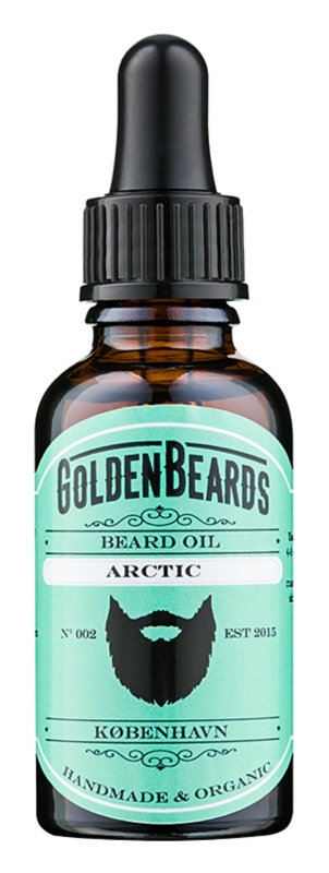 Golden Beards Arctic Beard Oil