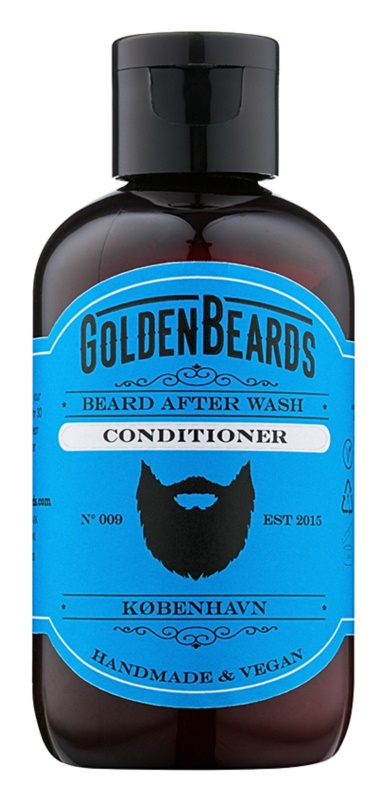 Golden Beards Beard After Wash conditionneur pour barbe