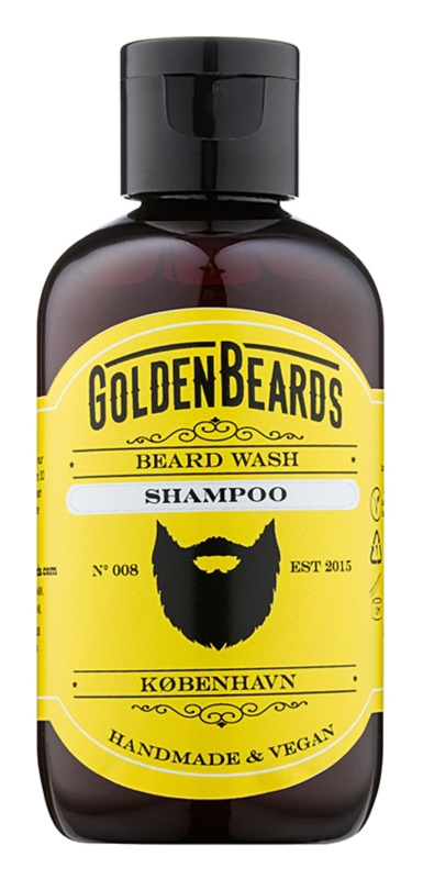 Golden Beards Beard Wash shampoing pour barbe