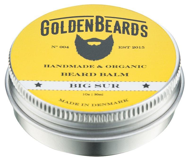 Golden Beards Big Sur balzám na vousy