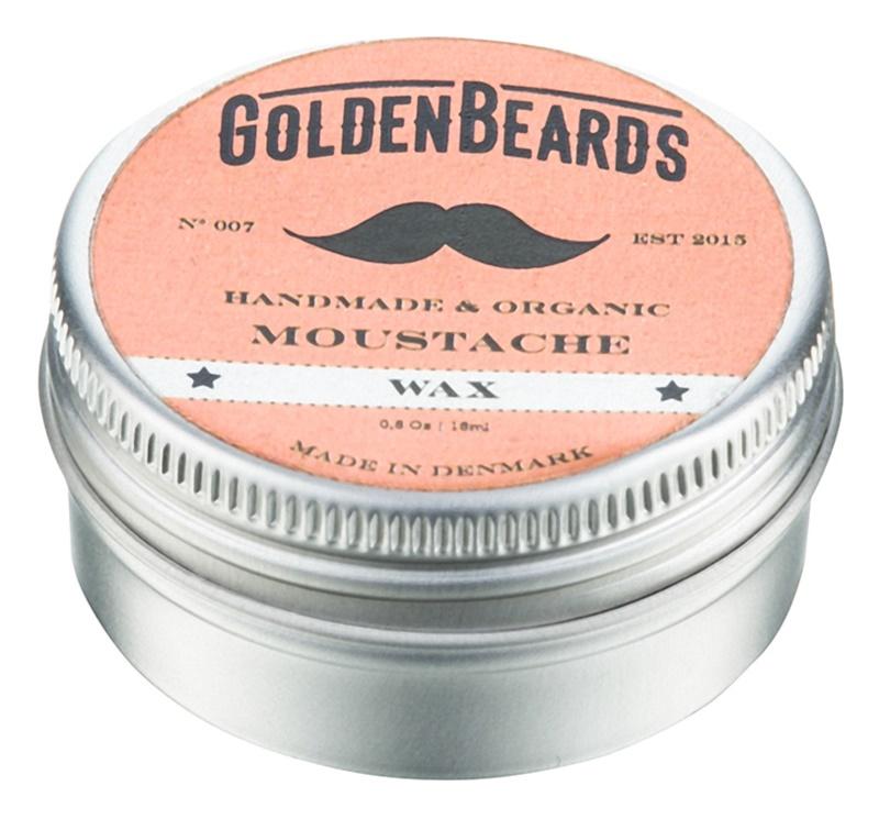 Golden Beards Moustache vosk na knír