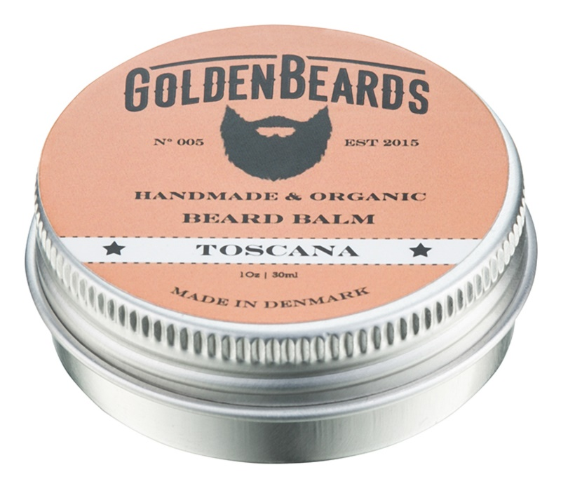 Golden Beards Toscana balzám na vousy