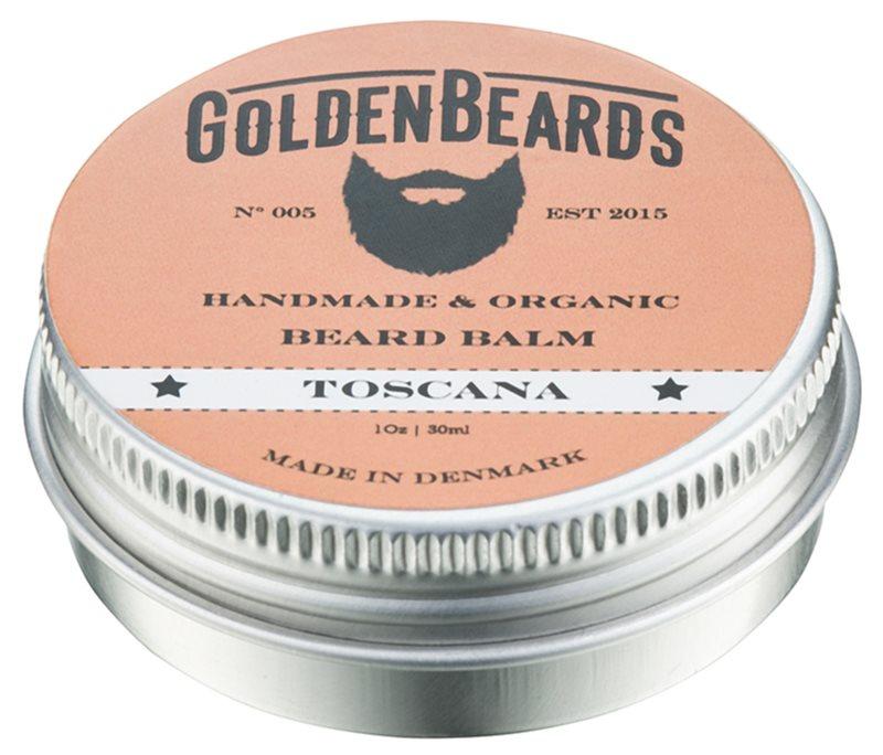 Golden Beards Toscana baume à barbe