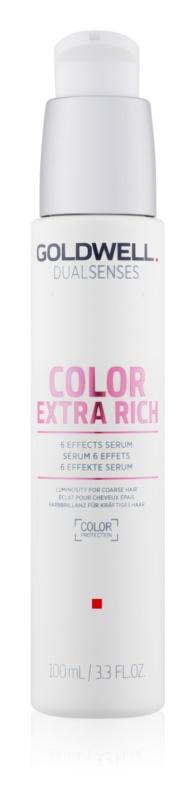 Goldwell Dualsenses Color Extra Rich sérum pro nepoddajné vlasy