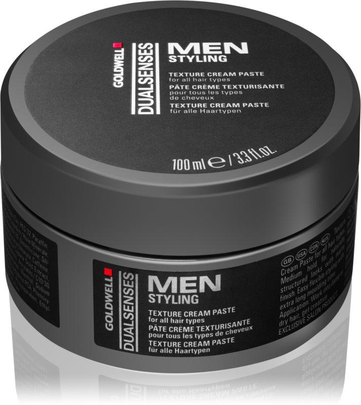 Goldwell Dualsenses For Men pasta pentru modelat pentru toate tipurile de par