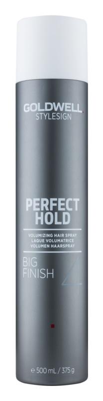 Goldwell StyleSign Perfect Hold lakier do włosów z silnym utrwaleniem nadający objętość i pogrubienie