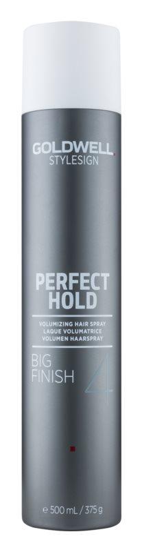Goldwell StyleSign Perfect Hold лак для волосся сильної фіксації для об'єму та фіксації