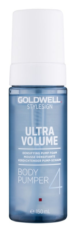Goldwell StyleSign Ultra Volume pena pre objem vlasov