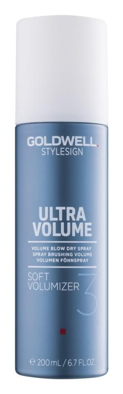 Goldwell StyleSign Ultra Volume sprej pro zvětšení objemu pro jemné až normální vlasy