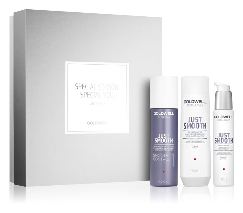 Goldwell Dualsenses Just Smooth Cosmetic Set I.