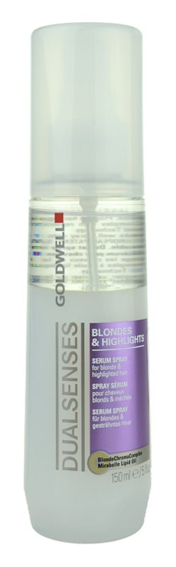 Goldwell Dualsenses Blondes & Highlights Protective Spray For Highlighted Hair