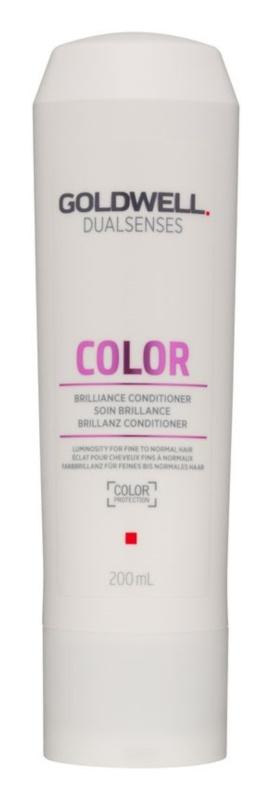Goldwell Dualsenses Color Conditioner zum Schutz der Farbe