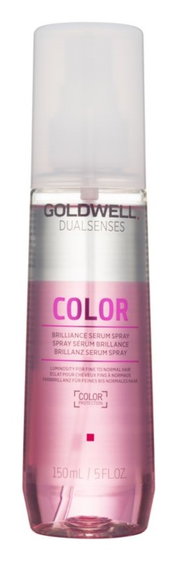 Goldwell Dualsenses Color sérum en spray para brillo y protección del color del cabello sin aclarado