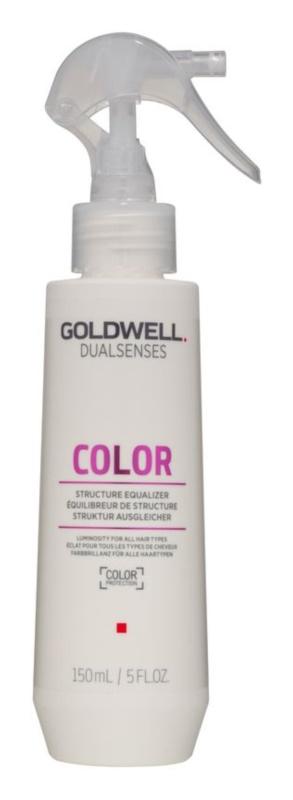 Goldwell Dualsenses Color Strukturglätter Vor dem Färben