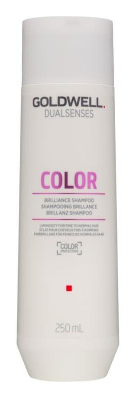 Goldwell Dualsenses Color champô para proteção dos cabelos pintados