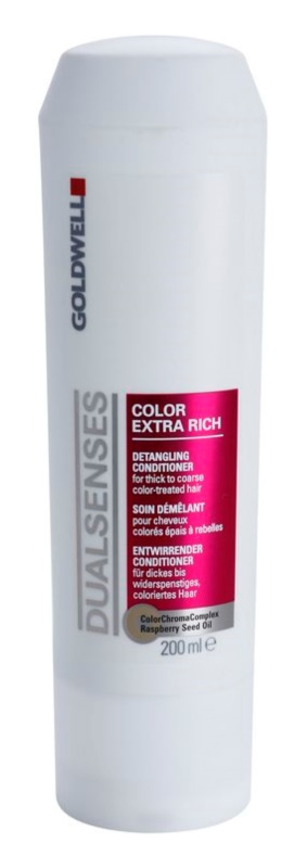 Goldwell Dualsenses Color Extra Rich Conditioner für gefärbtes Haar