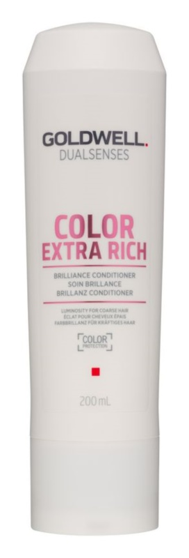 Goldwell Dualsenses Color Extra Rich condicionador para proteção da cor