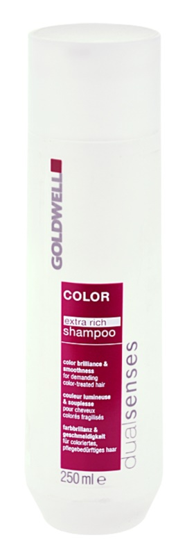 Goldwell Dualsenses Color Extra Rich Shampoo für gefärbtes Haar