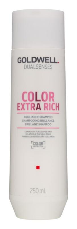 Goldwell Dualsenses Color Extra Rich šampón pre ochranu farbených vlasov