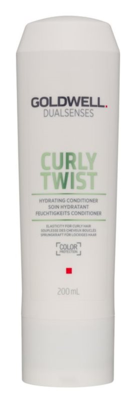 Goldwell Dualsenses Curly Twist condicionador hidratante para cabelos encaracolados e ondulados