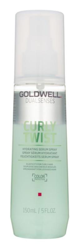 Goldwell Dualsenses Curly Twist hydratační sérum pro vlnité a trvalené vlasy