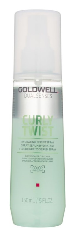 Goldwell Dualsenses Curly Twist Moisturizing Serum For Wavy Hair And Permanent Waves