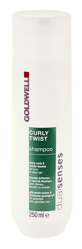 Goldwell Dualsenses Curly Twist champô para cabelos encaracolados e ondulados