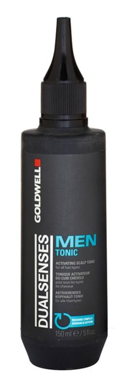 Goldwell Dualsenses For Men cure cheveux anti-chute pour homme