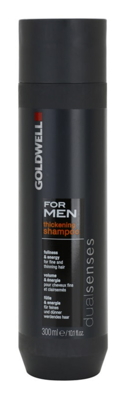 Goldwell Dualsenses For Men șampon pentru păr fin și subțire