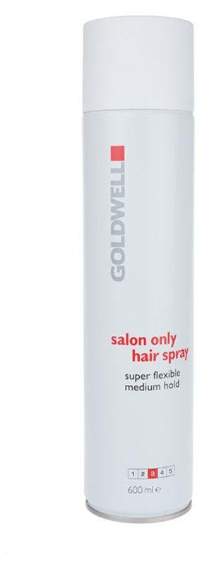 Goldwell Hair Lacquer laca de cabelo fixação média