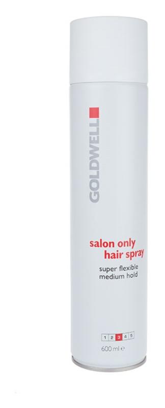 Goldwell Hair Lacquer lak na vlasy stredné spevnenie