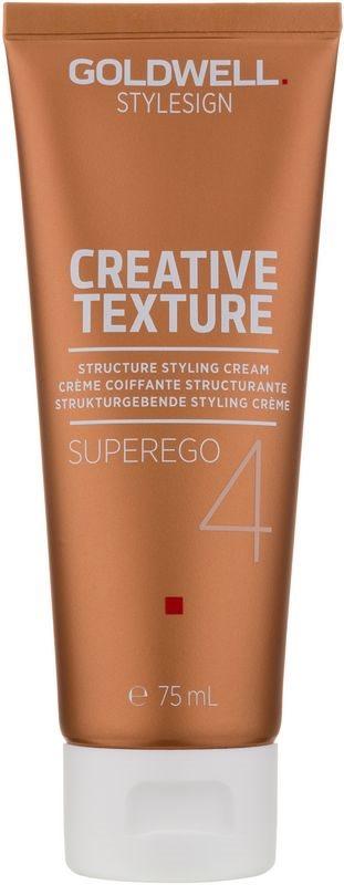 Goldwell StyleSign Creative Texture Superego 4 die Stylingcrem für das Haar